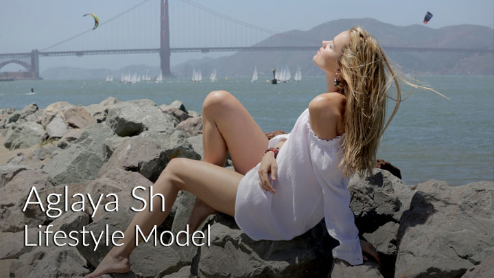 Lifestyle Model Video Production San Franicso CA