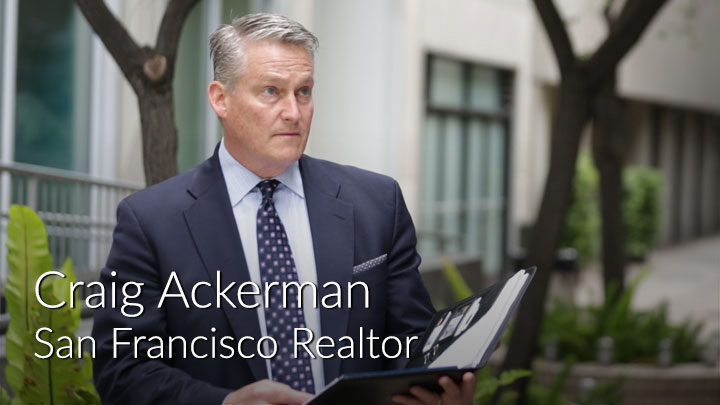 Craig Ackerman Realtor Video San Francisco Bay Area