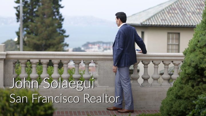 Realtor Video San Francisco